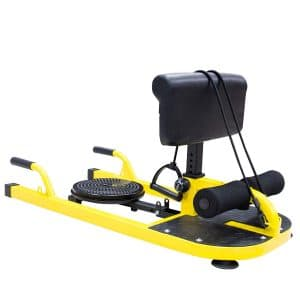 9. UBOWAY 3-in-1 Sissy Squat Machine