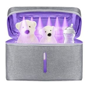 FitOkay LED UV Light Bag 265nm Light Box