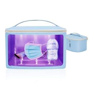 ETROBOT UV Light Sanitizer Bag 99.9% Sterilization