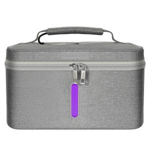 HOPE OVERSEAS C+ UV Light Portable Sanitizer Bag