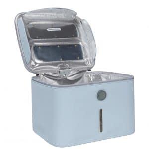 Chomeiu UV LED Light Clean Bag, UV Light Box