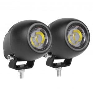 DJI 4X4 LED Motorcycle Driving Fog Lights - 2Pcs