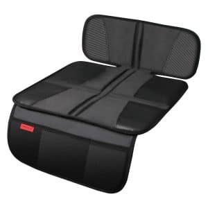 Dear Auto Car Seat Protector Thick Padding Seat Protection Mat