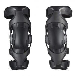 Pod K4 2.0 Graphite/Black-M/L Motocross Knee Braces