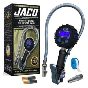 JACO FlowPro Product Digital Tire Inflator