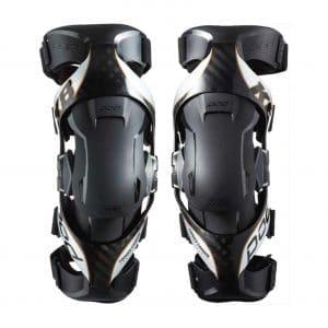 Pod K8013-169-LG K8 Carbon/Copper Lg Pair 2.0 Motocross Knee Brace