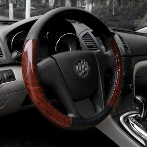 AOTOMIO Deluxe fits Steering Wheel Cover