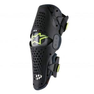 Alpinestars SX-1 Black/Anthracite Motorcross Knee Brace