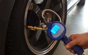 Digital Tire Inflators