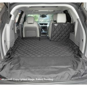 4Knines SUV Cargo Liner for Fold down Seats