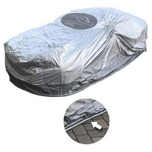 CoverSeal 210 Sports 189 x 70 x 67 Inches Portable Car Cover