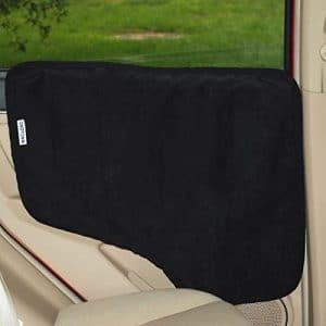 NAC&ZAC Waterproof Dog Car Door Cover