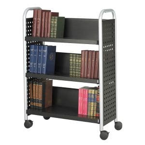 Safco Products Book Cart