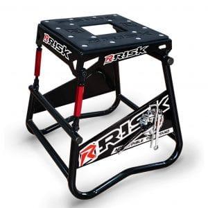 RISK Racing 00381 Adjustable Dirt Bike Stand