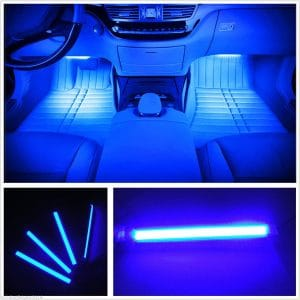 Ej's Super Car 36 LED Interior Car Lights
