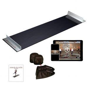 Obsidian Exercise Slide Board