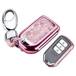 Yijinsheng Soft Plating TPU Car Key Cover