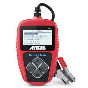 ANCEL BA101 Battery Tester