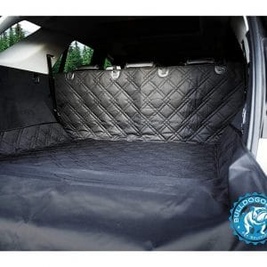 Bulldogology Premium SUV Cargo Liner for Dogs