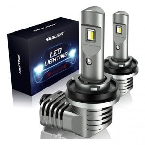 Sealight 6000K Low Beam LED Fog Headlight Lights