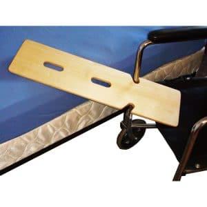 The MTS Wheelchair Transfer Board