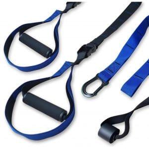 YKBATH Bodyweight Suspension Trainers Kit