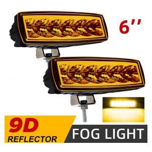 Co Light High Power Light LED Fog Lights