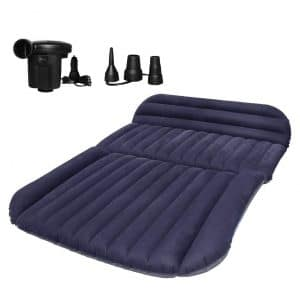 QDH Thickened and Portable Inflatable Car Bed