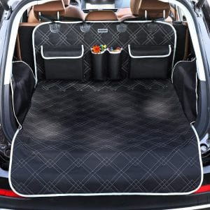 BRONZEMAN Pet Cargo Cover Liner for Dogs