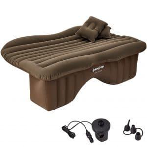 KingCamp Waterproof, Leak Proof Inflatable Car Bed