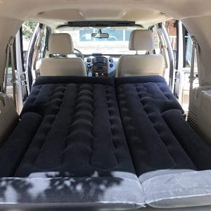 Larp Link Inflatable Comfortable Travel Car Bed
