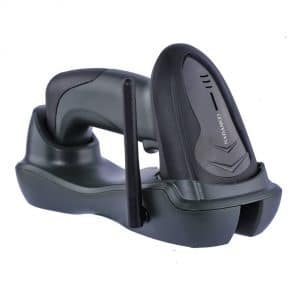 NADAMOO 2D Cordless Bar Code Wireless Barcode Scanners
