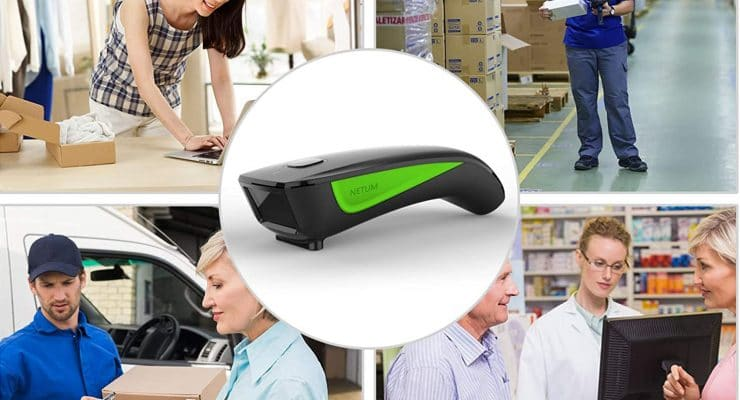 Wireless Barcode Scanners