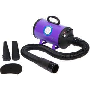 Flying One 4.0 Hp Motor High-Velocity Dog Pet Grooming Heater Hair Dryer