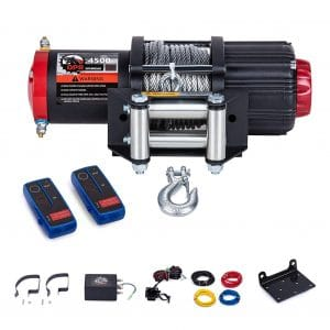 The OPENROAD ATV Winch