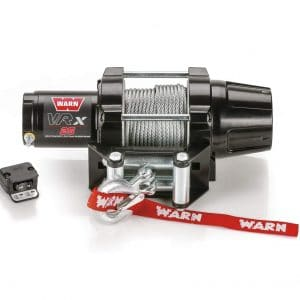 The WARN 101025 VRX ATV Winch