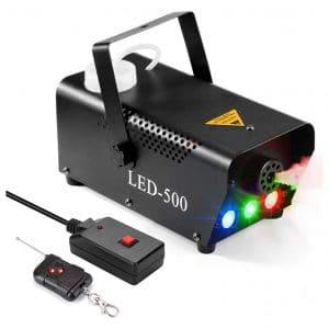 The AGPTEK Fog Machine (RGB Lights)