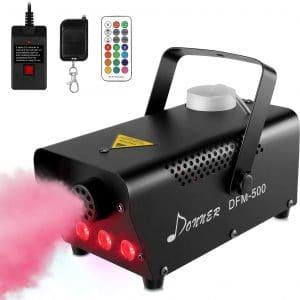Donner Halloween Smoke Machine