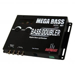 Earthquake Sound MB1 Car Audio Digital Bass Restoration Processor