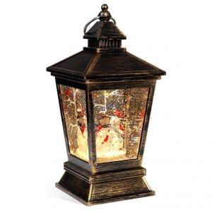 MOFANG FAMILY Snow Globe Christmas Lantern