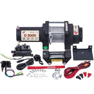 Sinoking Electric UTV/ATV Winch