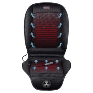 Snailax Heated Car Seat Cover