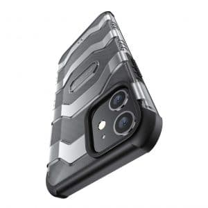 AINOPE Case iPhone 12/12 Pro PC & TPU Material Protective Cover Case