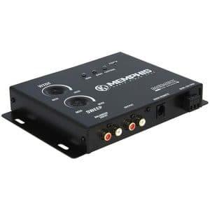 Memphis Audio Car Digital Bass Booster System