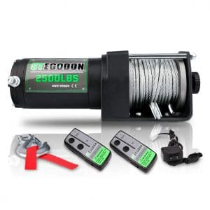 STEGODON Electric ATV Winch