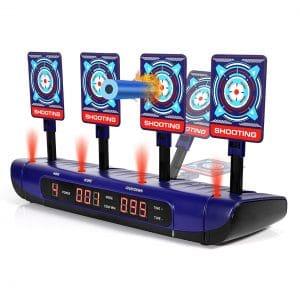 AOKESI Electronic Shooting Targets, 6+ Kids