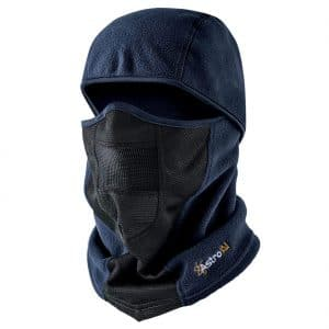 AstroAI Balaclava Men Women Ski Mask Skiing Face Mask, Gray