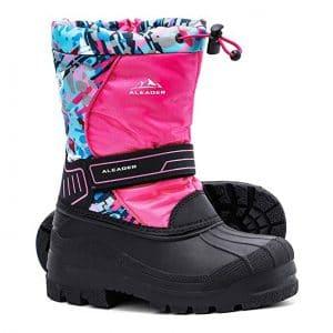 ALEADER Kids' Snow Boots