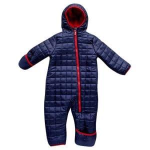 DKNY Infant Baby Snowsuit