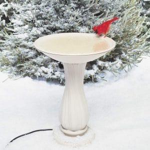 Allied Precision Industries 20 Inches Diameter Heated Bird Bath